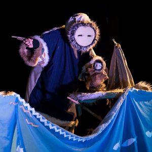 """""""Умка – бялото мече"""" представя естонски дует на Международния театрален фестивал """"Лято, кукли и приятели"""" 2021"""